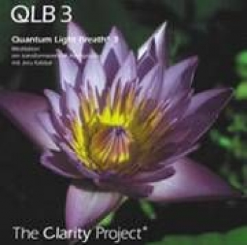 CD: Jeru Kabbal - QLB3 (Quantum Light Breath)